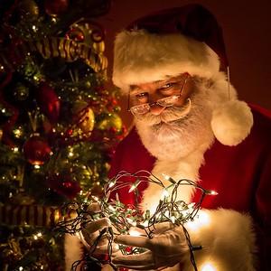 Santa's Glow