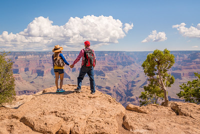Grand Canyon National Park:  July 27, 2017