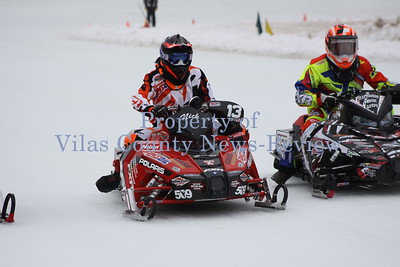 2017 World Championship Snowmobile Derby — Sunday