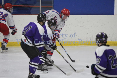 Northland Pines Boys Hockey vs Mosinee Indians