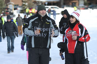Tundra Plunge for Vince Lombardi Cancer Foundation