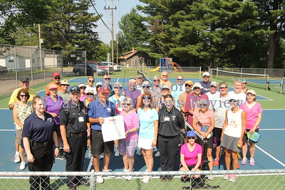 Pickleball Camp