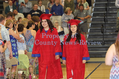 Northland Pines High School Graduation