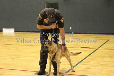 Vilas County Sheriff's Department New K-9 Unit