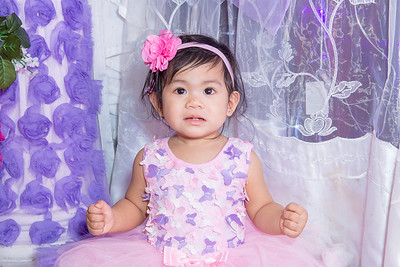 Kassidy's 1st Birthday:  June 10, 2017