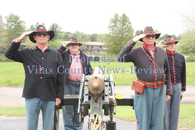 Memorial Day Ceremony - Eagle River