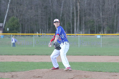 Northland Pines Baseball vs. Mosinee Indians