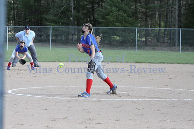 Northland Pines Softball vs. Mosinee Indians