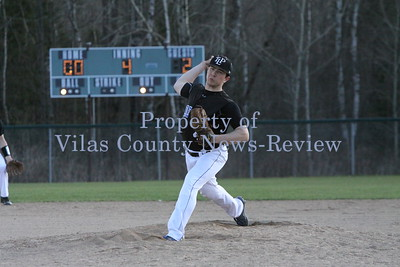Three Lakes-Phelps Baseball vs. Florence Bobcats