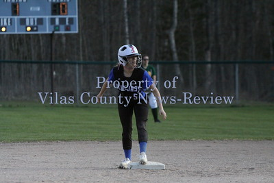 Three Lakes-Phelps Softball vs. Florence Bobcats