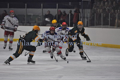 Northland Pines Boys Hockey vs. D.C. Everest