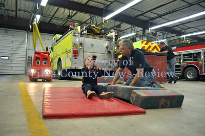 Eagle River Fire Department Kid's Day