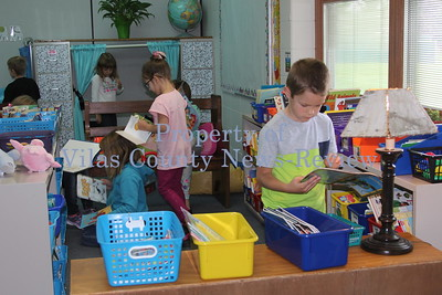 Back to School Day in Eagle River