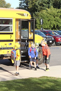 Back to School Day in Three Lakes