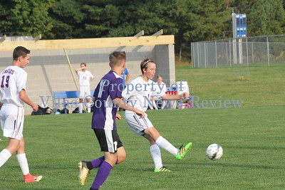 Northland Pines Boys Soccer vs. Mosinee Indians