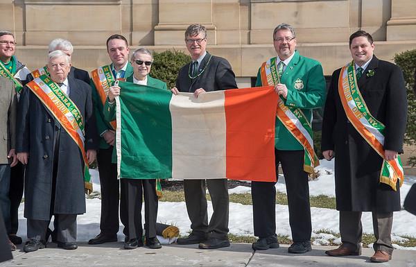 170317 Flag Raising
