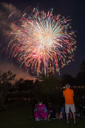 170704 Hyde Park Fireworks 3