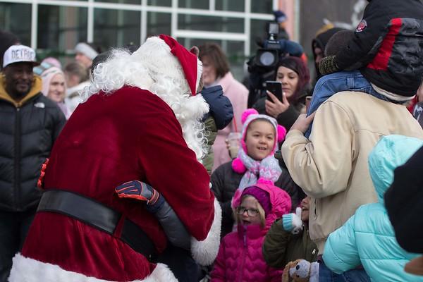 171209 Santa's arrival 2