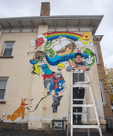 171013 Building Mural 1