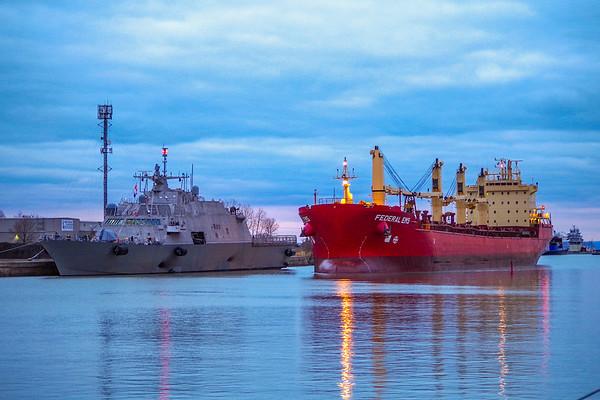 171220 USS Little Rock