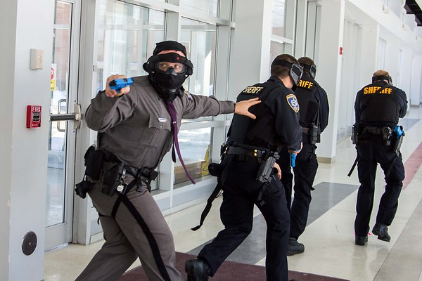 170317 Active Shooter Drill 1