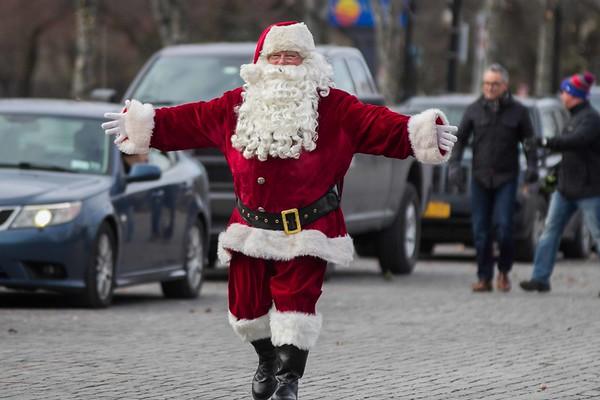 171209 Santa's arrival 1