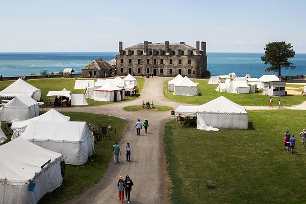170630 Old Fort Niagara 1