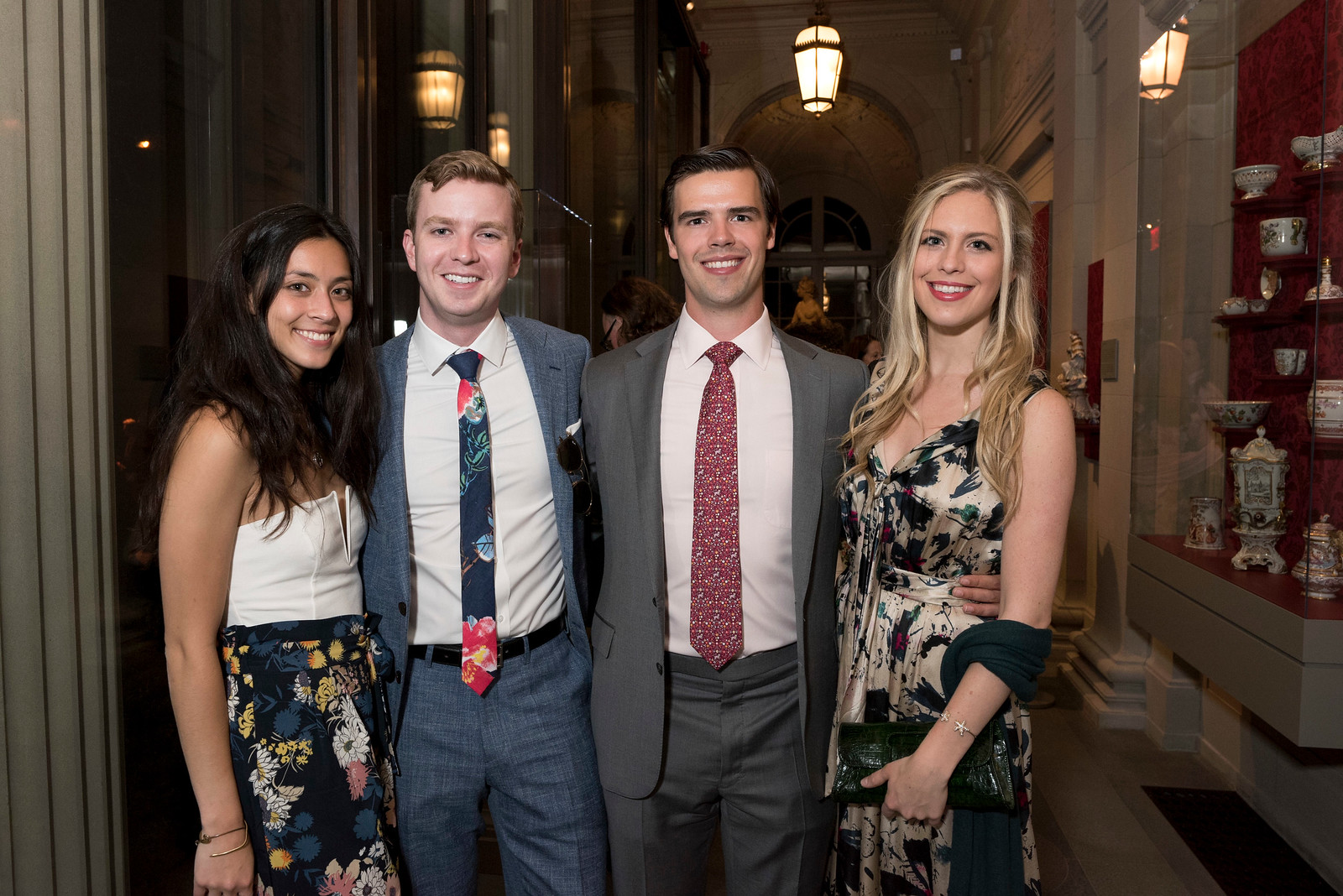The Triumph of Flora : The Frick Collection's Spring Garden Party for Fellows
