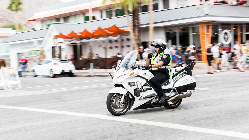 First time I didn't feel awkward or like I was doing something wrong photographing a policeman.