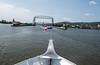 Vista Star approaching the Duluth pier
