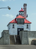South Pier lighthouse at Duluth