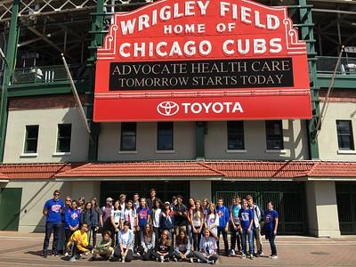 Cubs Tour