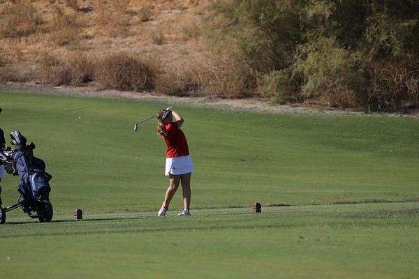 2017 Girls Golf - Newhall Cup