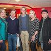 Nancy Tafel, Gill Holland, Stephen Gaghan, Soozie Eastman and Stu Pollard.