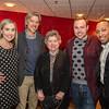 Soozie Eastman, Steve Gaghan, ?, Mike Tomes and Sheldon Burton-Tomes.