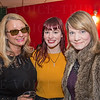 Amy Baughman, Alex Coburn and Christine Fellingham.