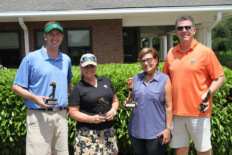 2nd Place – Denise Gaff, Vicki Macri, Bailey Pratt, and Tim Bode