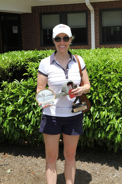 Closest to the Pin - Winner -Ladies – Val Eargle