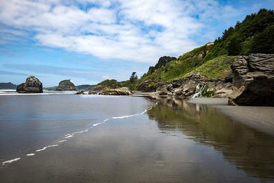 Moonstone Beach, Oregon