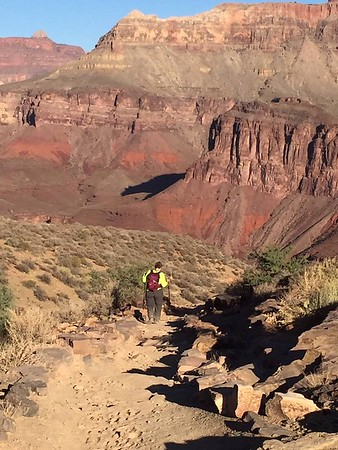 2017 Grand Canyon Rim to Rim Hike