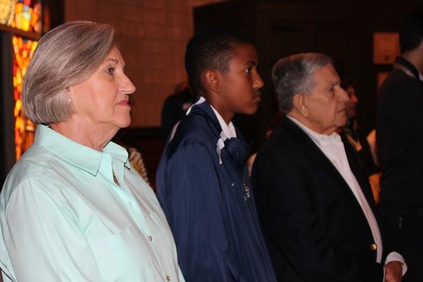 2017 Grandparents Mass