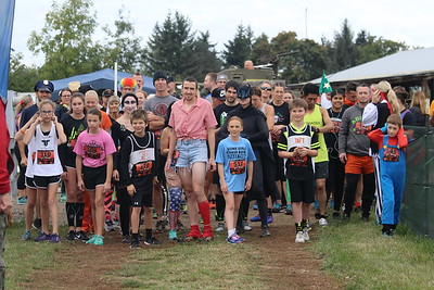 2017  Great Pumpkin 5K XC