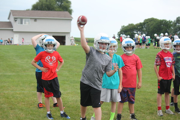 Youth Football Camp 2017