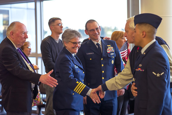 Welcome Home Ceremony April 2017