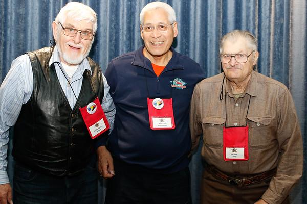 Portraits of Veterans and Guardians April 2017
