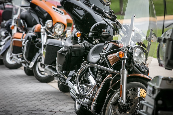 Motorcycle Escort to Washington D.C.
