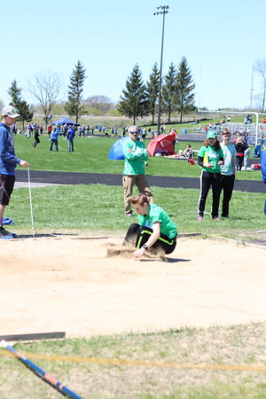 HS Don Albright  Invite 4/22/17