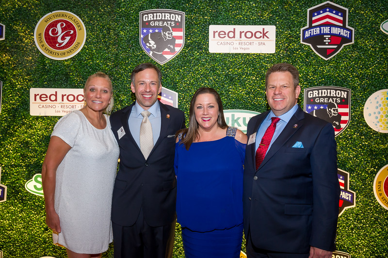 Laurie Dimakos, Art Pue, Shannon Jordan, General Rich Gross (ret) - After the Impact Fund