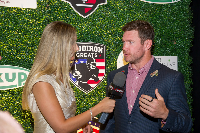 Nate Boyer - Marv Levy Impact Award Recipient