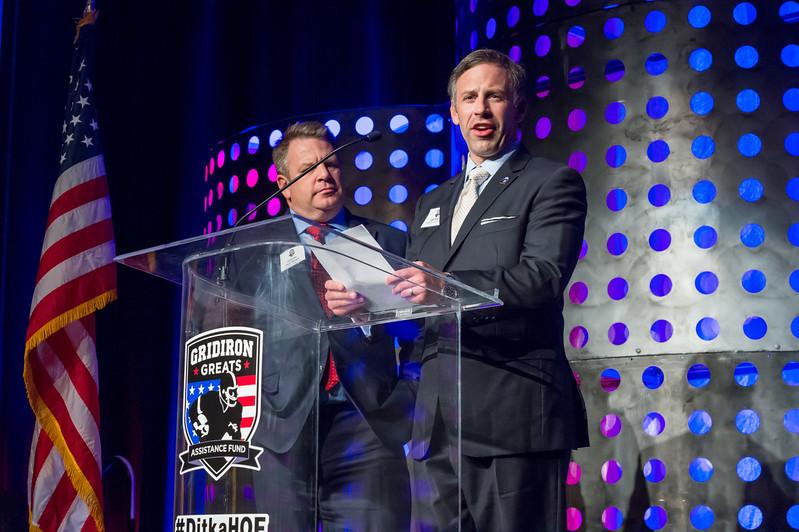 Rich Gross - Brigadier General, US Army (ret.), ATIF Board Art Pue - Green Beret, ATIF Board